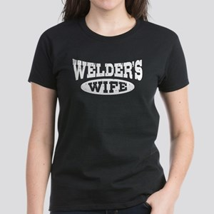 Welder's Wife Women's Dark T-Shirt