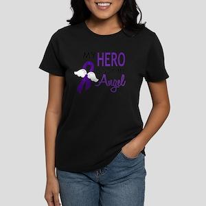 Alzheimers Hero Now My Angel T-Shirt