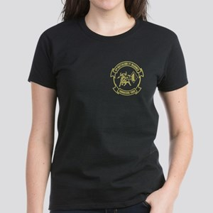 3rd Battalion 1st Marines Women's Dark T-Shirt