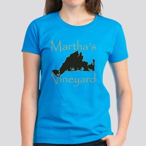 Martha's Vineyard Women's Dark T-Shirt