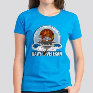 CVN-72 USS Lincoln Women's Dark T-Shirt