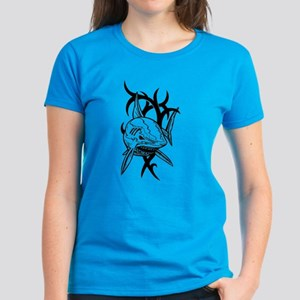 SHARK FISHING Women's Dark T-Shirt