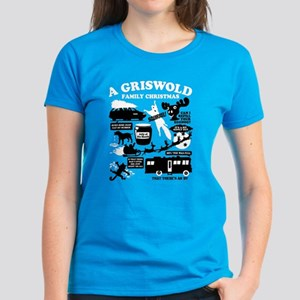 Christmas Vacation Quotes Women's Dark T-Shirt