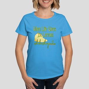 Make Margaritas Women's Dark T-Shirt