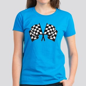 Chequered Flag Women's Classic T-Shirt