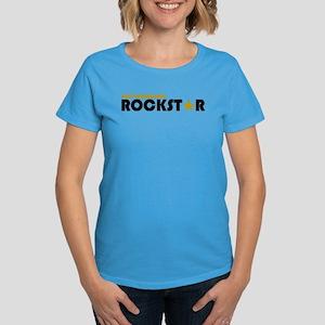 Tap Dancing Rockstar Women's Dark T-Shirt