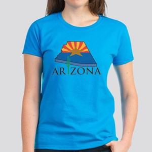 Arizona Pride! Women's Dark T-Shirt