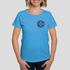 Fire Chief Women's Dark T-Shirt