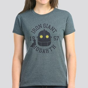 Iron Giant Hogarth 1957 Retro T-Shirt