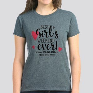 194d48d5 Best Girl's Weekend Ever PD Women's Dark T-Shirt