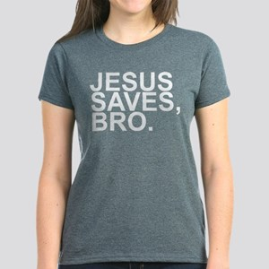 Jesus Saves, Bro. T-Shirt