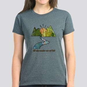 Wander Women's Dark T-Shirt