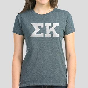 Sigma Kappa Letters Women's Classic T-Shirt