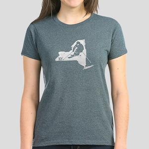 Ski New York Women's Dark T-Shirt