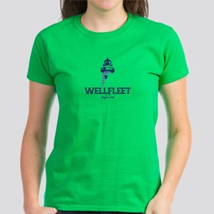 Wellfleet - Cape Cod Massachu Women's Dark T-Shirt