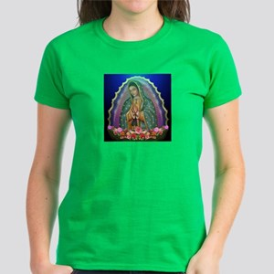 Guadalupe Glow Women's Dark T-Shirt