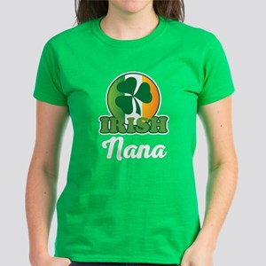 Irish Nana Grandma T-Shirt