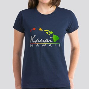 Kauai Hawaii (Distressed Design) T-Shirt
