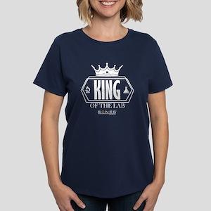 Bones King of the Lab Women's Dark T-Shirt