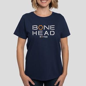 Bones Bone Head Women's Dark T-Shirt