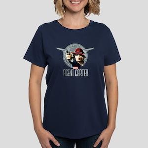 Agent Carter SSR Women's Dark T-Shirt