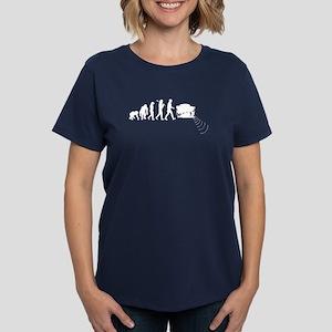 Oceanographer Women's Dark T-Shirt