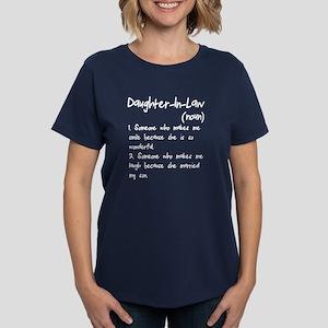 Daughter-in-law Women's Dark T-Shirt