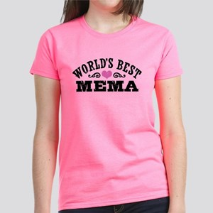 World's Best Mema T-Shirt