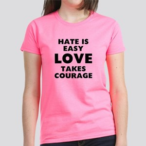 Hate Love Women's Classic T-Shirt