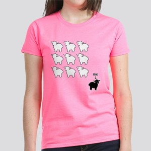 Black Sheep Women's Dark T-Shirt