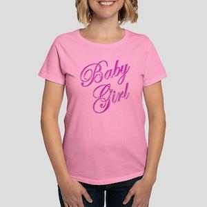 d44da0891 Baby Girl Women's T-Shirts - CafePress