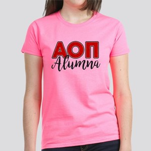 Alpha Omicron Pi Alumna Women's Classic T-Shirt