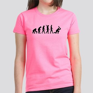 Evolution Cricket Women's Dark T-Shirt