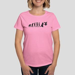 Evolution Aikido Women's Dark T-Shirt