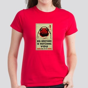 PUG Big Brother - Women's Dark T-Shirt