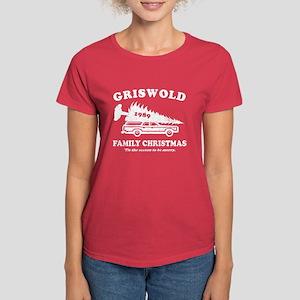 2d6c4070f Funny Drag Racing Christmas Tree Women's T-Shirts - CafePress