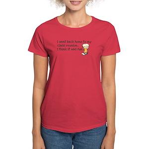 e970eab6cd11c Class Reunion Women's Dark T-Shirt