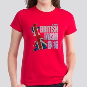 British Invasion Women's Dark T-Shirt