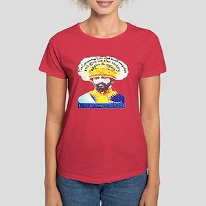 Conquering Lion Women's Dark T-Shirt