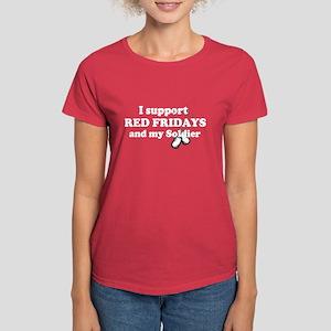 Women's Dark T-Shirt (Army)