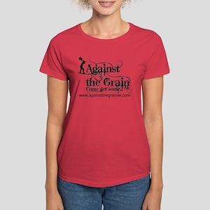 Against the Grain AK's Women's Dark T-Shirt
