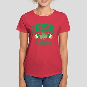 IRISH ALABAMA Women's Dark T-Shirt