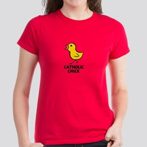 Chick Women's Dark T-Shirt