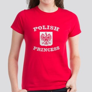 Polish Princess Women's Dark T-Shirt