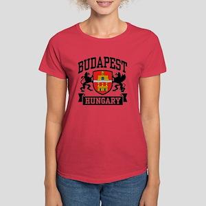 Budapest Hungary Women's Dark T-Shirt