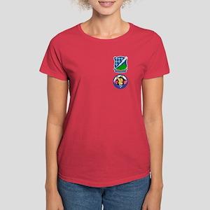 506th PIR Women's Dark T-Shirt - Four Colors