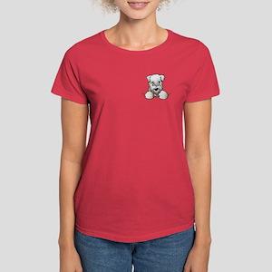 SC Wheaten Pocket Women's Dark T-Shirt