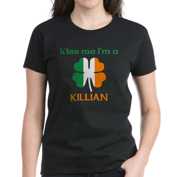 Killian Family Women's Dark T-Shirt > Killian Family > Irish