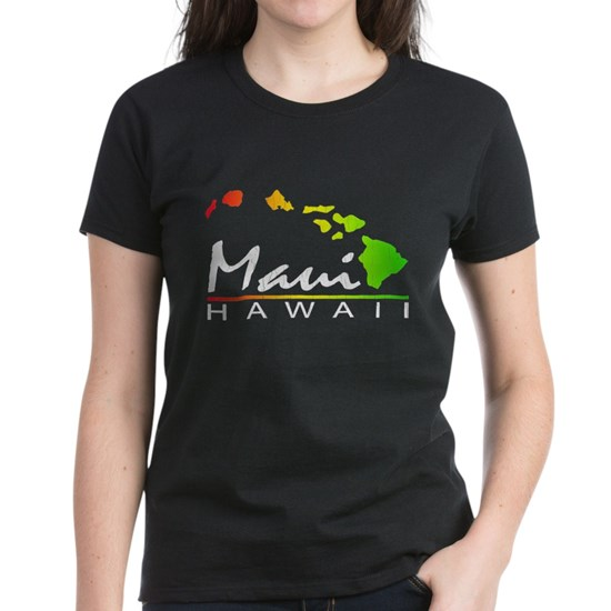 MAUI Hawaii (Distressed Design)