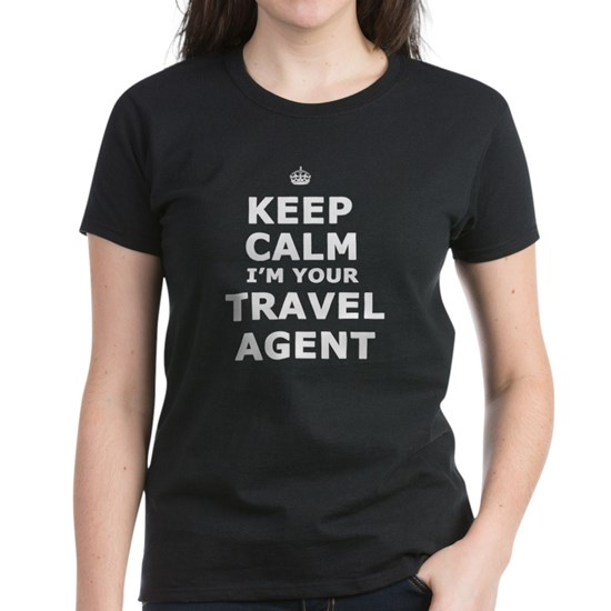 KEEP CALM I'M YOUR TRAVEL AGENT